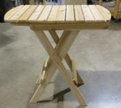 Folding Director Table
